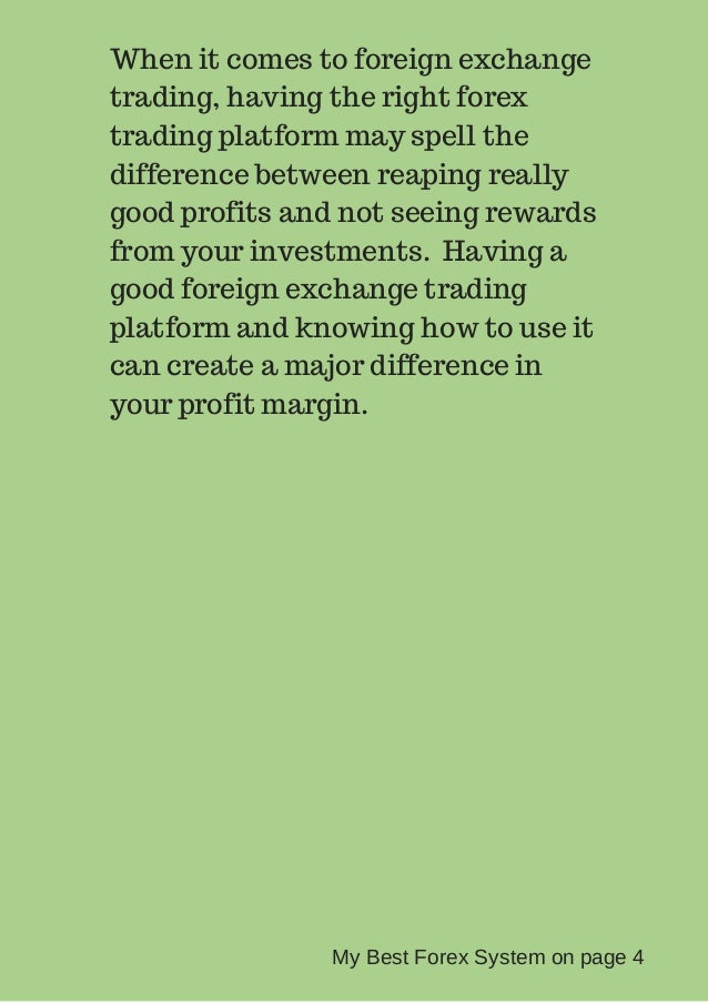 Forex trading software free download