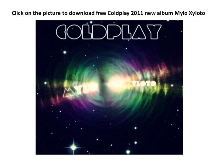 gratuitement album coldplay mylo xyloto