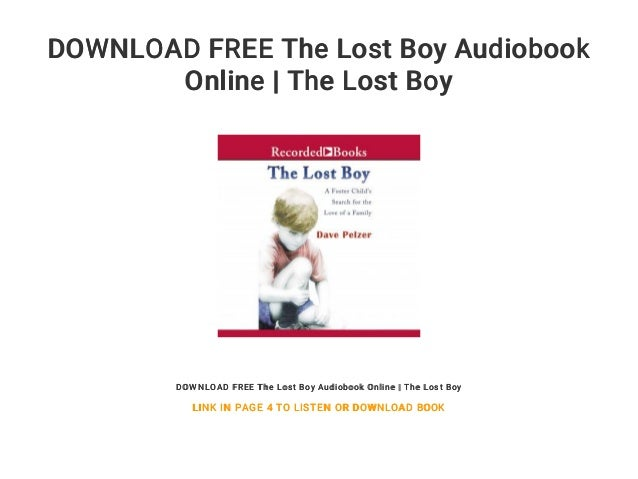 The lost boy by dave pelzer book review. The lost boy book report.