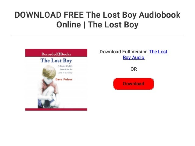 Amazon. Com: the lost boy: a foster child's search for the love of.