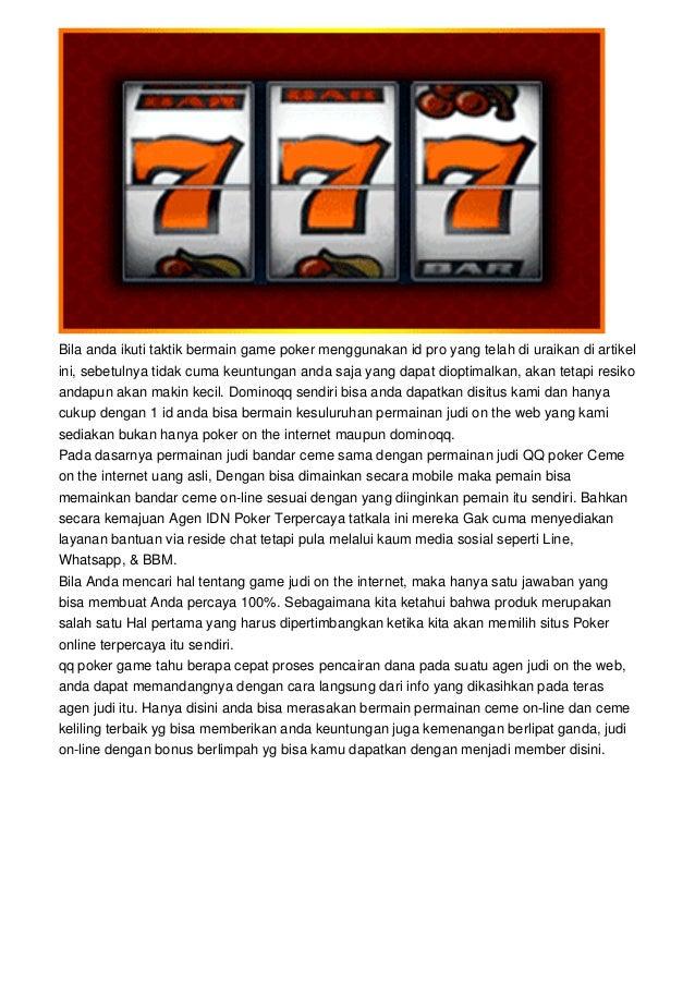 Rajapoker88 Situs Agen Poker Bandar Qq On Line Pkv Games Deposit Pulsa