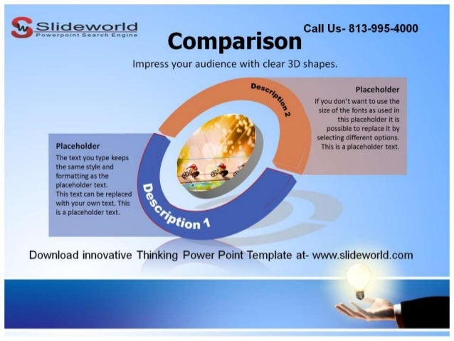 Innovative Thinking Powerpoint Template