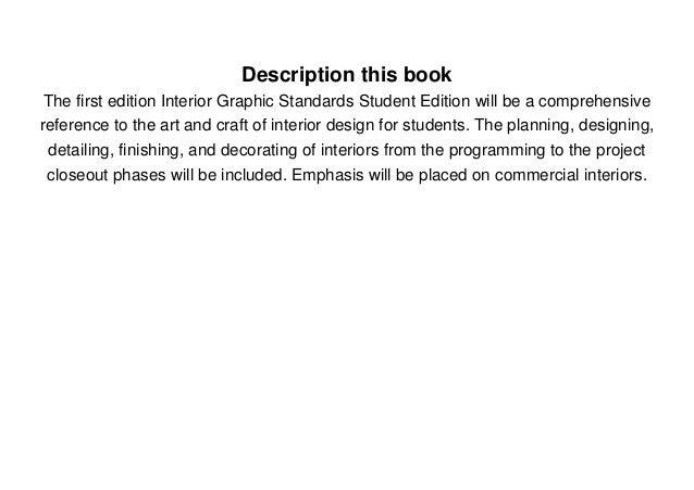 Download Interior Graphic Standards PDF Full Ebook Free