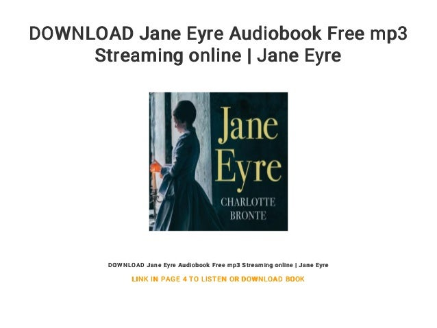 Jane eyre audiobook free   jane eyre ( download audiobook ): downloa….