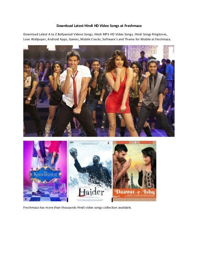 All picture hindi video song new downloading hd