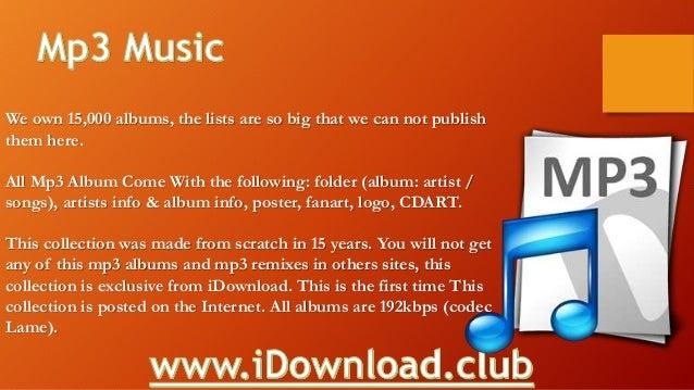 Download live concerts