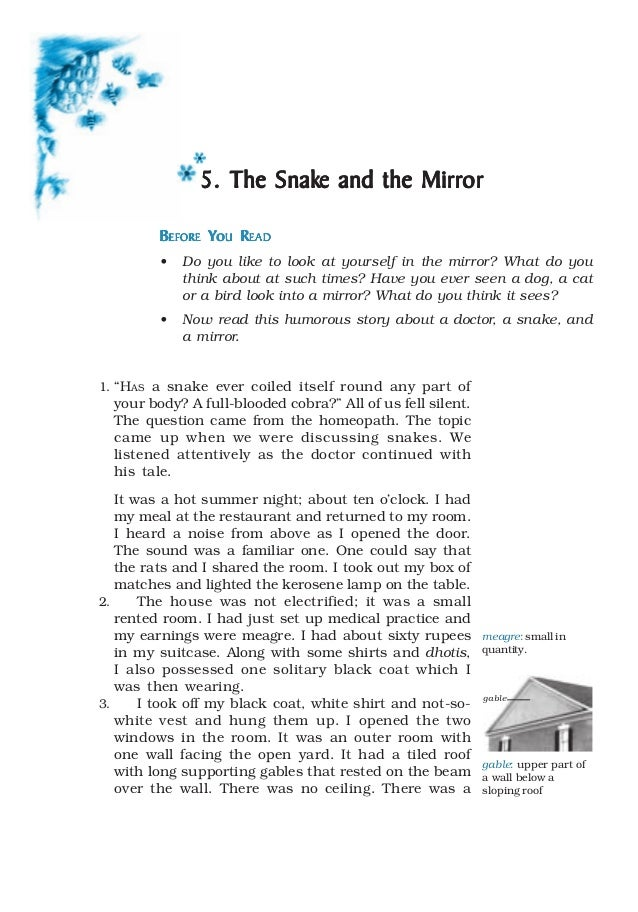 summary of chapters of english chapters Swami and friends chapters 1-5 summary & analysis chapter 1: monday morning it is 1930, and the protagonist, swaminathan, a young schoolboy living in the fictional southern indian city of malgudi, awakens on a monday morning and lingers reluctantly in bed, dreading the long school day ahead.