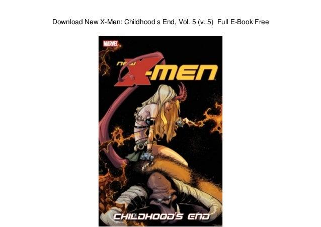 Download x-men comics ebook free