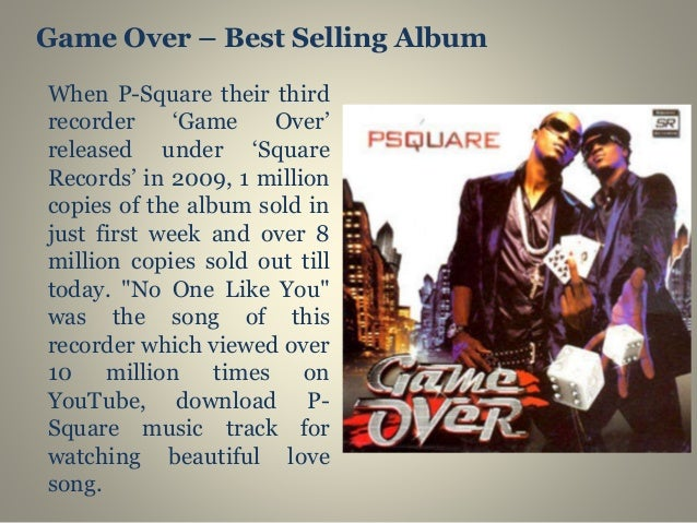 Download p square music albums - a popular r&b nigerian duo