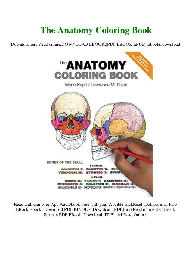 DOWNLOAD@PDF^# The Anatomy Coloring Book (DOWNLOAD E.B.O.O.K.^)