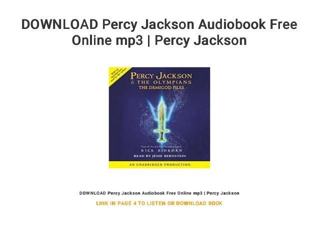 Percy jackson free download.