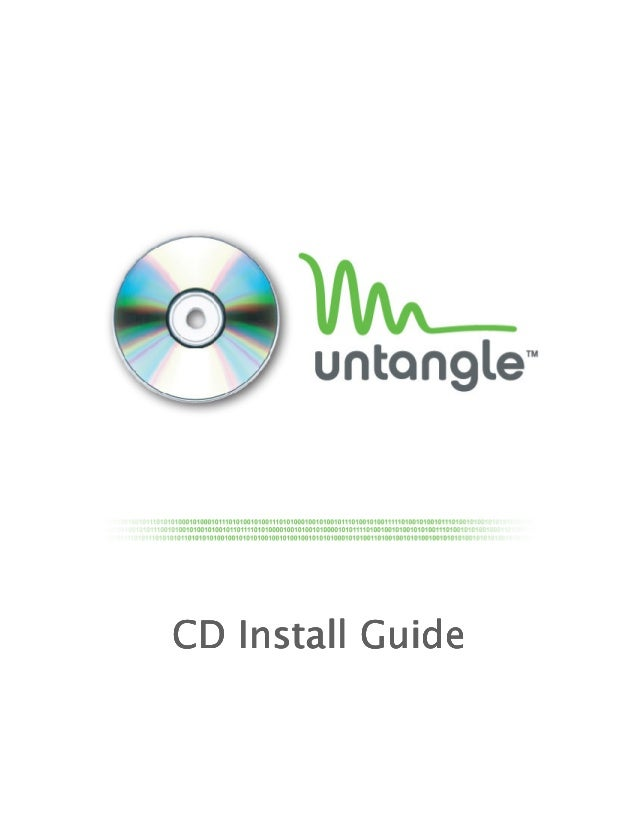 CD Install GuideCD Install GuideCD Install GuideCD Install Guide