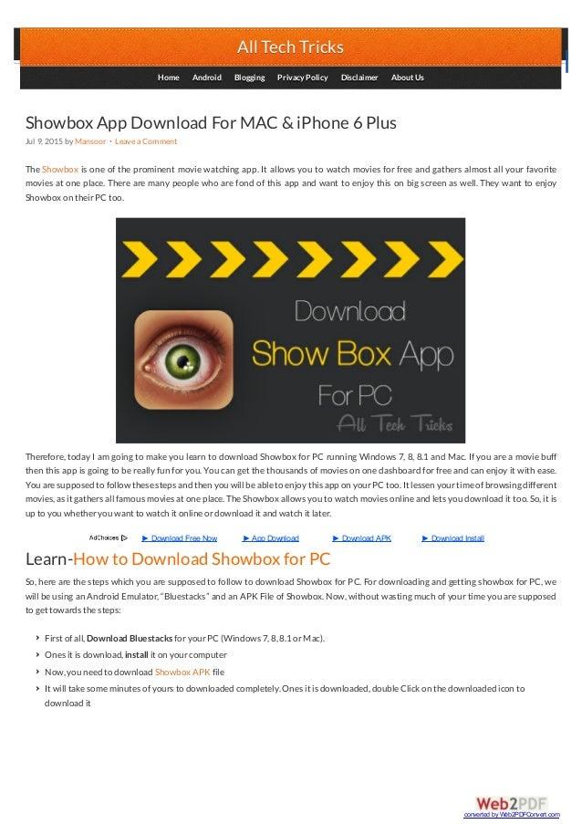 where to download showbox apk