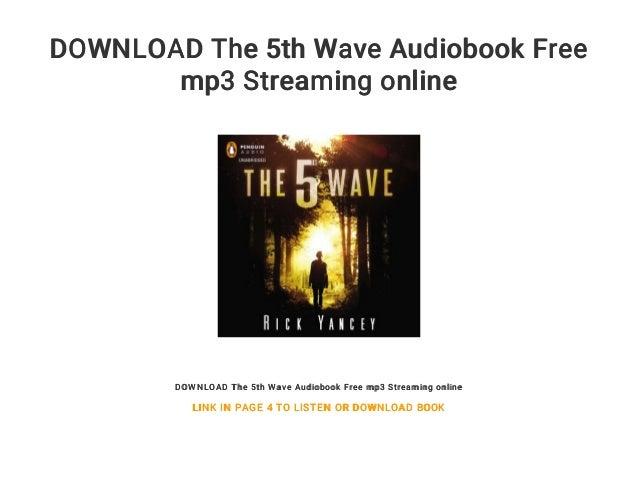 The 5th wave audiobook mp3 | the 5th wave: audiobook ios mp3.