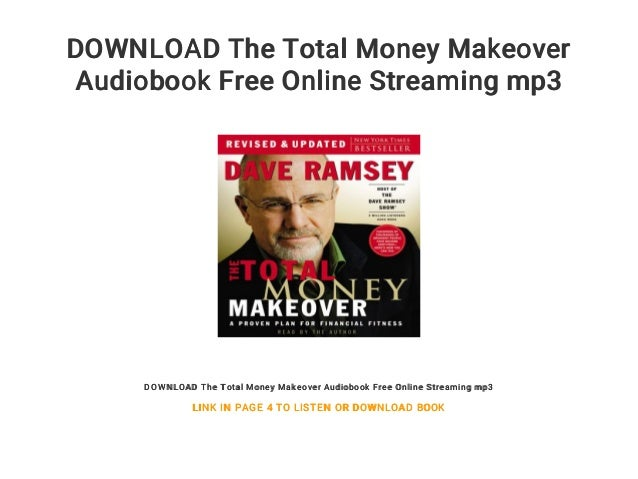 The total money makeover audiobook download mp3 | the total money mak….