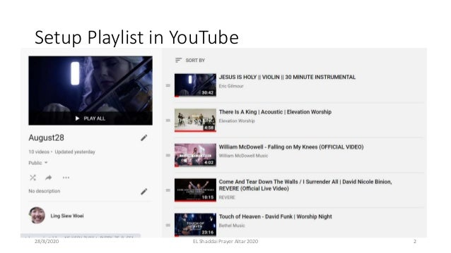 How to Download Youtube Playlist Slide 2