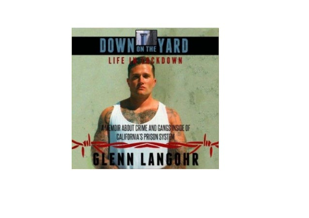 Get Down on the yard a memoir about crime and gangs inside