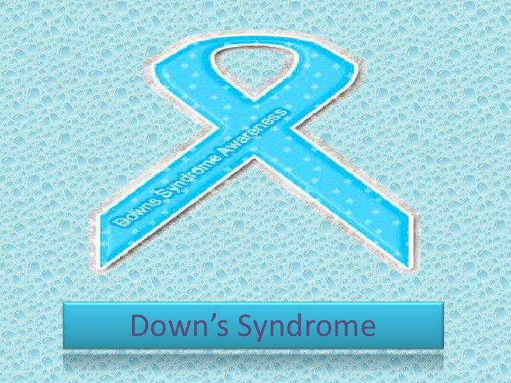 Down's Syndrome<br />