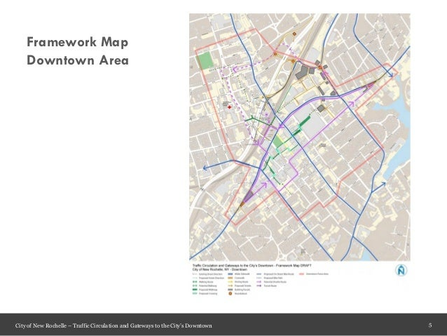 New Rochelle Downtown Traffic Study January 2014