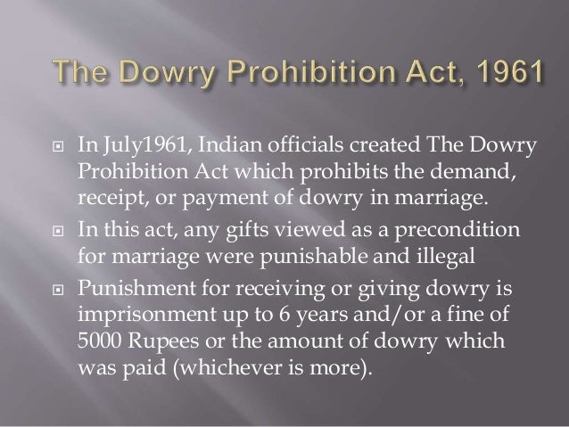 6 dowry |authorstream.