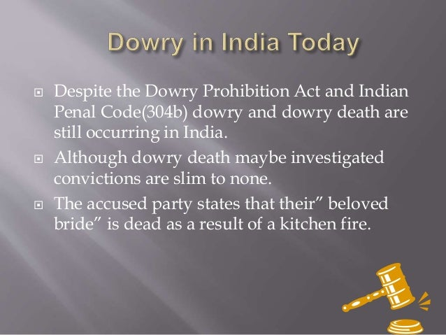 conclusion for dowry death
