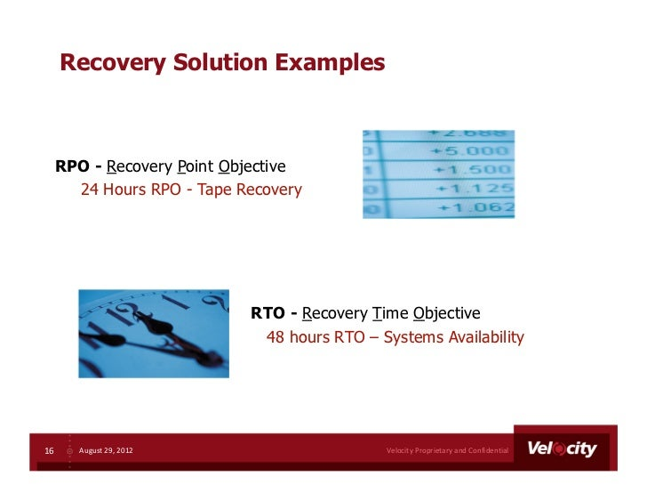 Do you have a dr plan in place so don 39 t let a disaster for Recovery point objective template