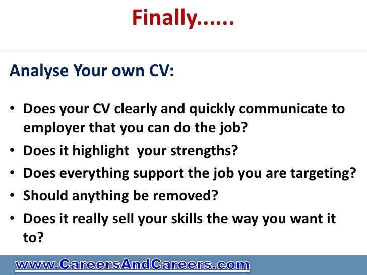 what do you need for a resume