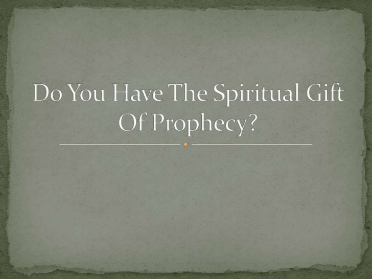 But the person who prophesies speaks to people foredification, encouragement, and consolation.