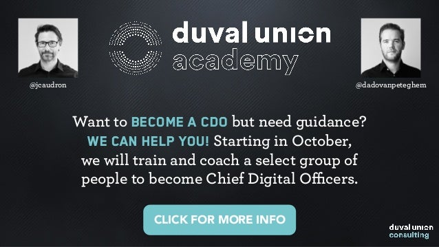 how to become a chief digital officer