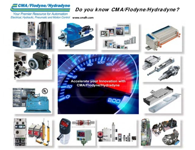 www.cmafh.com  Do You Know   CMA/Flodyne/ Hydradyne?  Do you know CMA/Flodyne/Hydradyne?