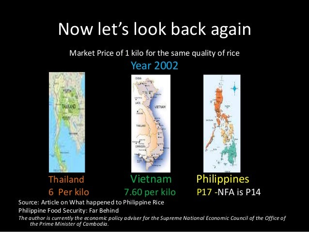 Only a decadeago, the peopleof Vietnam andCambodia wereon the brink of   starvation.