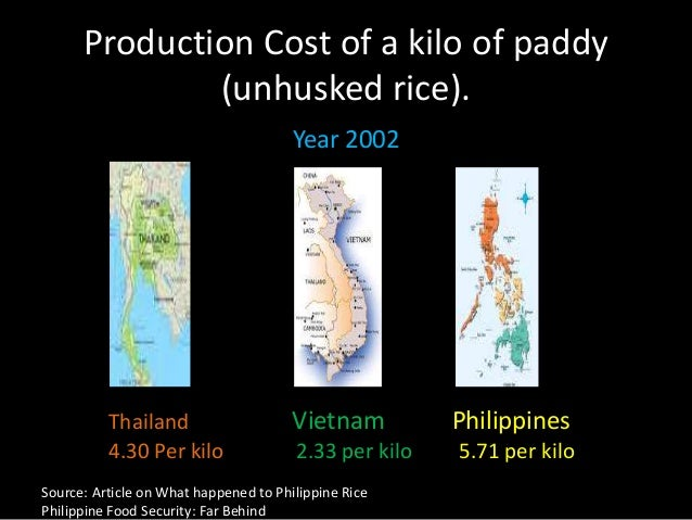 Now, sometimes   the Philippines    unknowinglyimports Cambodian rice that has been exported through      Vietnam.