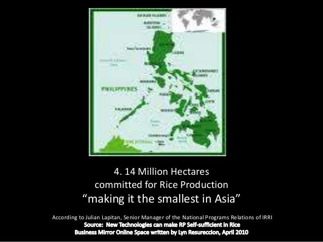 4. 16 MMTDespite the country's rice production growing by more than 3 percent,             its rice requirement has been 4...