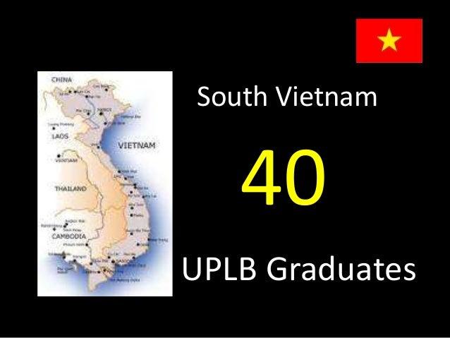 Pakistan   25UPLB Graduates