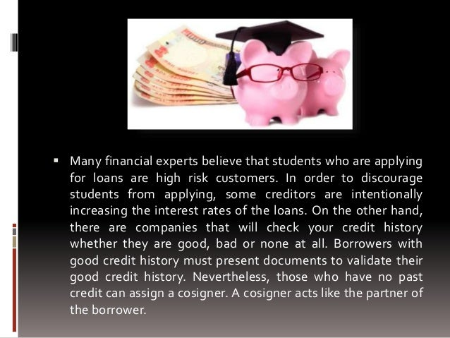 Do you need to apply for student loans - 웹