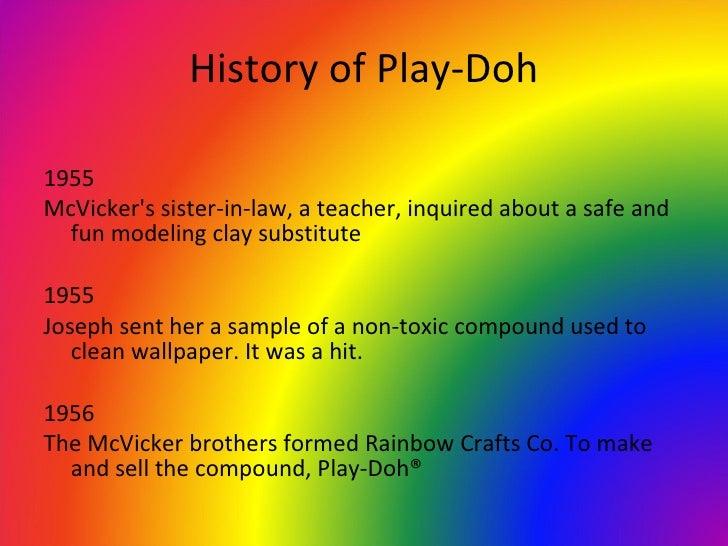 Do You Play Doh