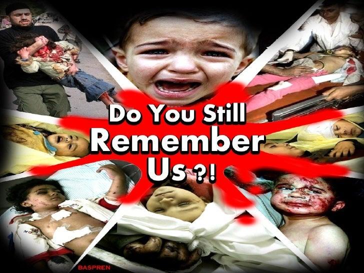 Do You Still Rememper Us ?!! Slide 1