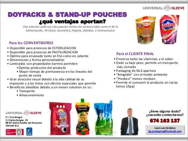 • Preserva tanto las vitaminas y el sabor  • Dado su bajo peso, permite un transporte más cómodo  • Packaging de fácil ape...