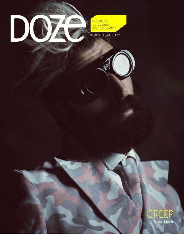 magazine de cultura contemporáneaINVIERNO [2013] 11***                        CREEP                         El feísmo ilus...