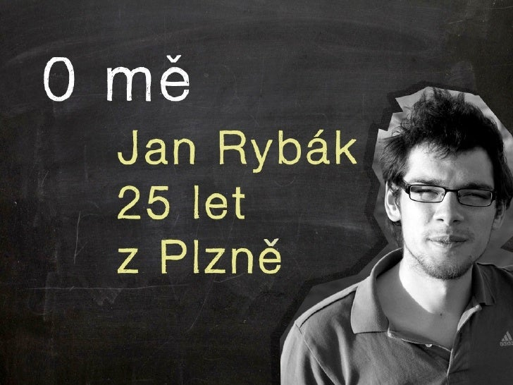 Jenda Rybák - Master's Thesis Theme Presentation Slide 2