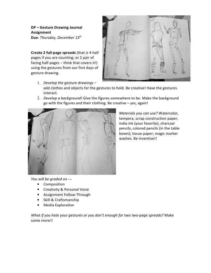 Assignment 4 journal williams