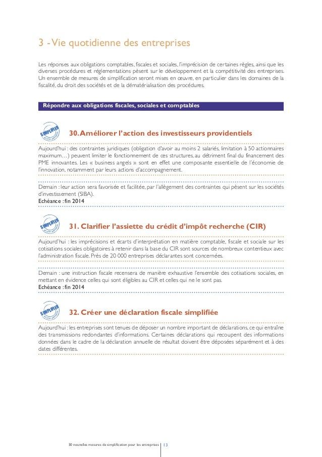 Demain : pour les entreprises assujetties à l'IR et celles qui clôturent leurs comptes au 31 décembre, soit  cinq entrepri...