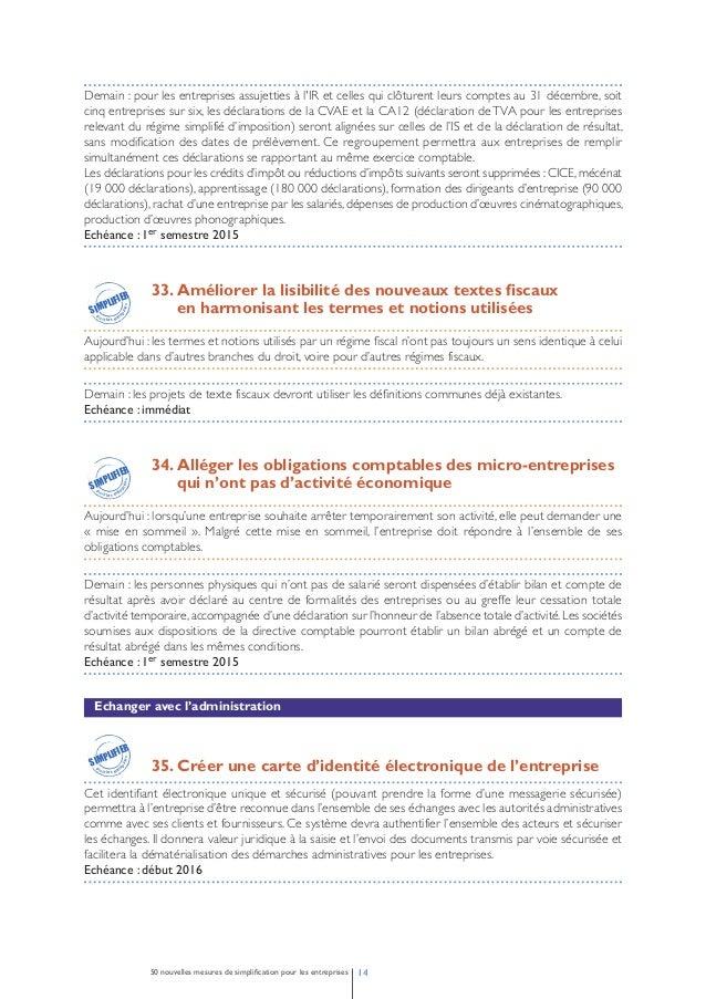 36.Dématérialiser tous les formulaires (anciennement CERFA)  Aujourd'hui : dans de nombreux cas il est encore nécessaire d...