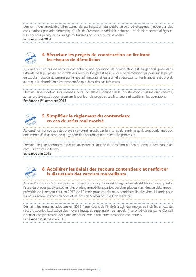 7.Homogénéiser les contrôles des bâtiments par les services  d'incendie et de secours pour éviter les surinterprétations  ...