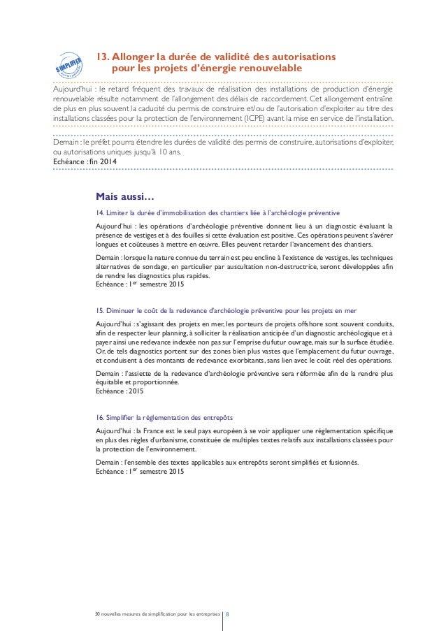 17. Supprimer la procédure d'autorisation « unités touristiques nouvelles » (UTN) en zones de  montagne  Aujourd'hui : cet...
