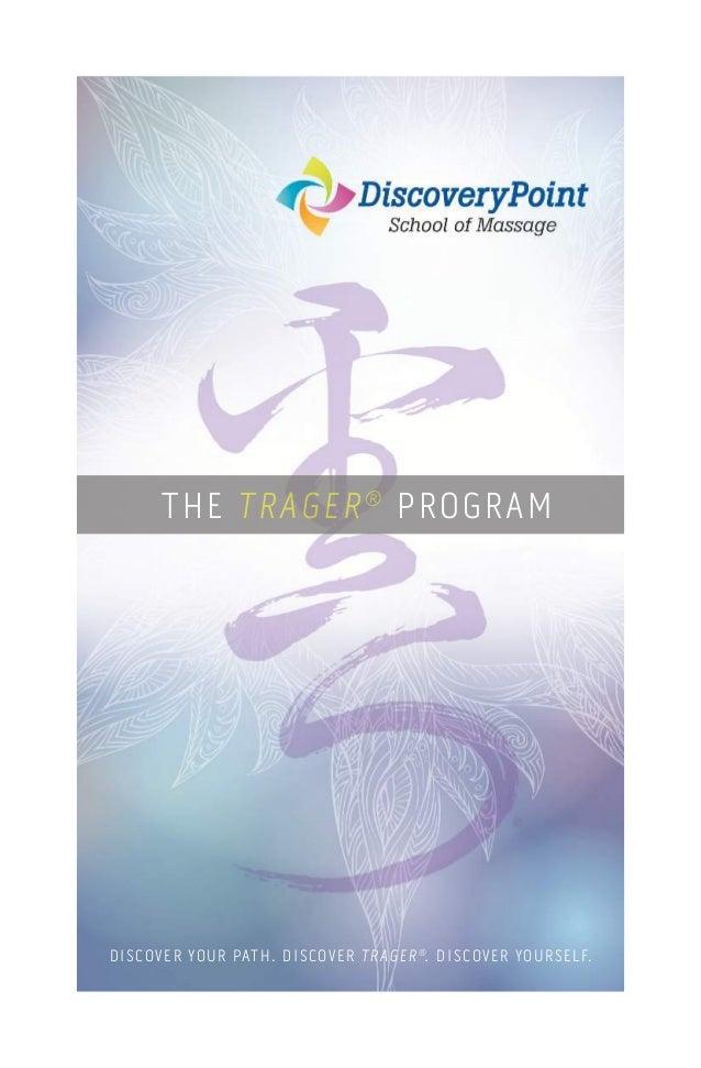 Trager Practitioner Massage Certification Program 2017 2018 Schedule