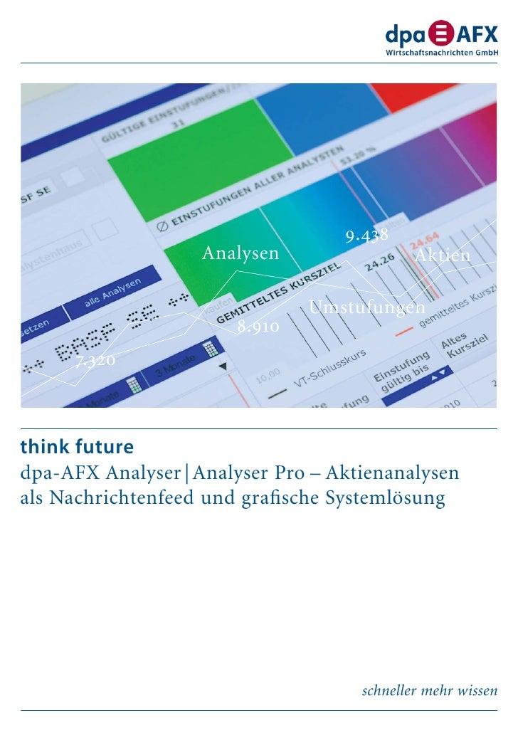 9.438                    Analysen                  Aktien                                 Umstufungen                     ...