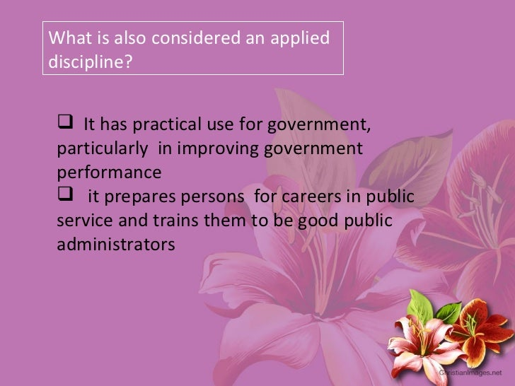 public management and administration an introduction New public management is often mistakingly compared to new public administration the 'new public administration' movement was one established in the usa during the late 1960s and early 1970s though there may be some common features, the central.