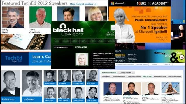 Black Hat Europe 2017. DPAPI and DPAPI-NG: Decryption Toolkit Slide 3