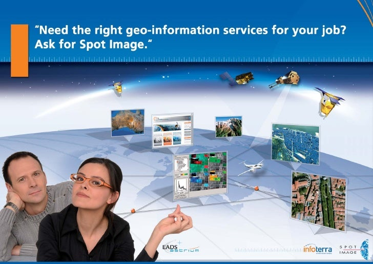 Spot Image - Geo-Information services, Satellite Images & Geospatial Solutions